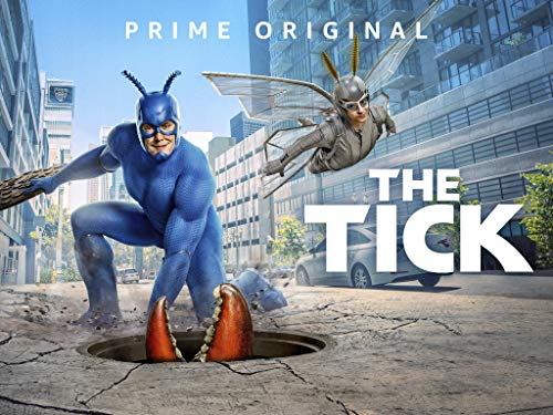 The Tick - Staffel 2 [dt./OV]
