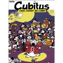 Cubitus, tome 27 : Chat, ch'est du chien !