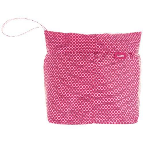 zwei Necessaire N3 Beuteltasche 29 cm, pink