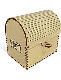 Azeeda Cuberteria Cofre del Tesoro / Joyero (TC00022196)