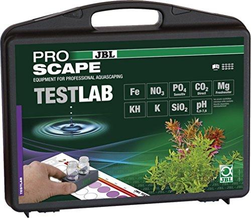 JBL Testlab ProScape 25511 Testkoffer zur Analyse des Wasser in bepflanzten Aquarien
