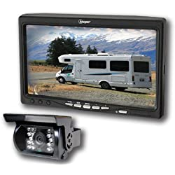 """Caméra de Recul Camping-Car Écran 7"""" RWEC99X Beeper"""