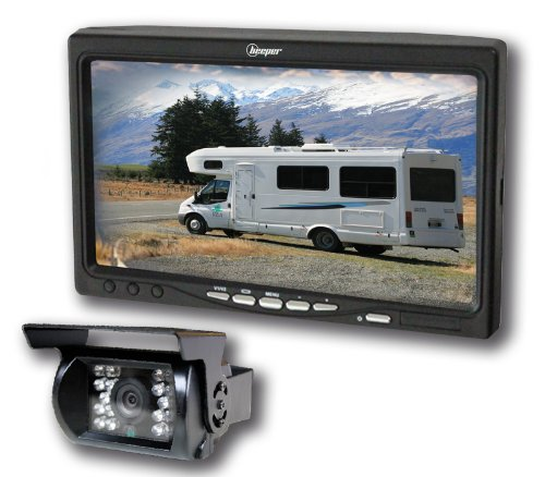 Caméra de Recul Camping-Car Écran 7' RWEC99X Beeper