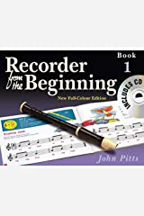 Recorder from the Beginning: Pupil's Book Bk. 1 Paperback
