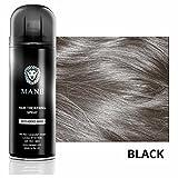 MANE Hair Thickening Spray (Black)
