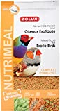 ZOLUX Alimentos Aves exóticas nutrimeal Standard 2,5kg