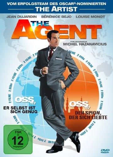 Bild von The Agent - OSS 117, Teil 1 & 2 (2 DVDs)