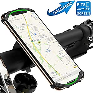 VUP Handyhalterung Fahrrad,Face ID/Touch ID kompatibel,360°drehbar Fahrrad...
