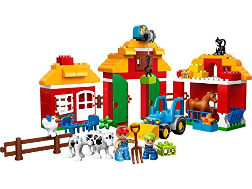 LEGO-Duplo-La-gran-granja-multicolor-10525