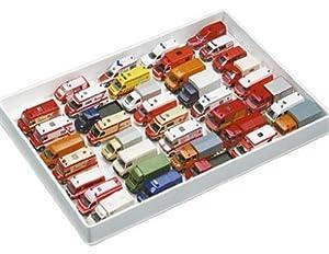 Herpa 029278 - Caja de colección para camiones o vehículos de emergencia