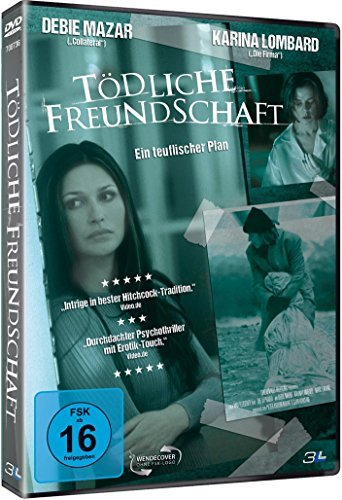 Preisvergleich Produktbild Deception (2003) ( Depraved ) [ NON-USA FORMAT,  PAL,  Reg.2 Import - Germany ] by Marc Lavoine