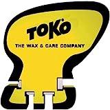 Toko Unisex's Schaber-Spitzer, Gelb/Schwarz, Einheitsgröße