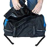 blackPack ESY L Sandbag – variable Gewichtstasche, individuell befüllbar bis 30 kg, Sandsack, Functional Training - 4