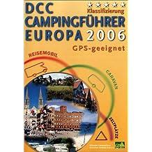 DCC-Campingführer Europa 2006