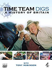 Time Team Digs - A History of Britain [DVD]
