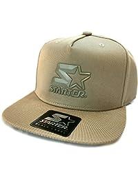Starter Highlight Snapback Cap - Stone