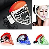 ZJchao Photon LED Light Therapy Anti-Ageing Facial Salon Skin Care Face Treatment Mask