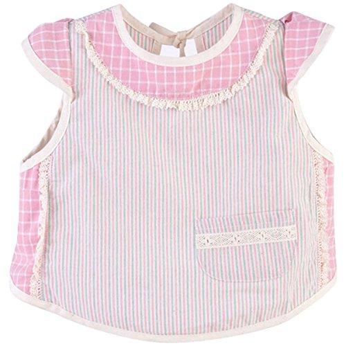 infant-baby-toddlers-striola-stampato-impermeabile-bavaglino-grembiule-per-bambini-senza-maniche-pit