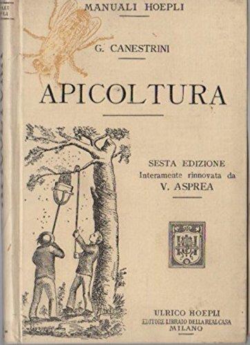 Apicoltura. Manuali Hoepli; usato  Spedito ovunque in Italia
