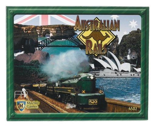 Australian Rails [englischsprachige Version]