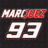 Marc Marquez 93?Moto Gp Sticker