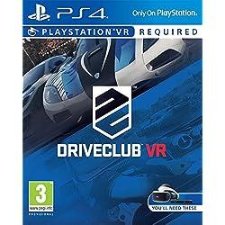 DriveClub - Videojuego PlayStation VR (PS4)