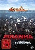 DVD Cover 'Piranha