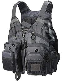 Amazon.it  GILET - Ultimo mese   Abbigliamento specifico  Abbigliamento bd2469a84ef0