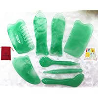 Glield 8pcs Gua Sha Massage Werkzeug GB01 preisvergleich bei billige-tabletten.eu