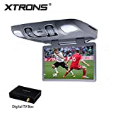 Best Flip Down Dvd Players - Xtrons® Grey 15.6 Inch HD Digital Widescreen Car Review