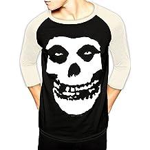 Cid Herren Misfits-Skull T-Shirt
