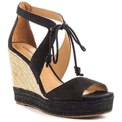 lucky-brand-listalia-mujer-us-65-negro-sandalia