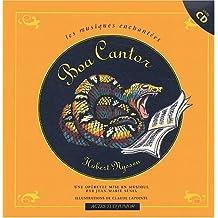 Boa Cantor (1 livre + 1 CD audio)