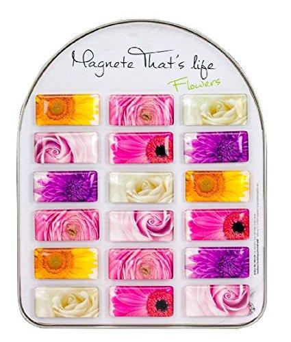 40124That 's Life Blumen Cool Magnete ()