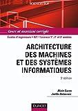 Image de Architecture des machines et des systèmes informatiques - 3ème édit