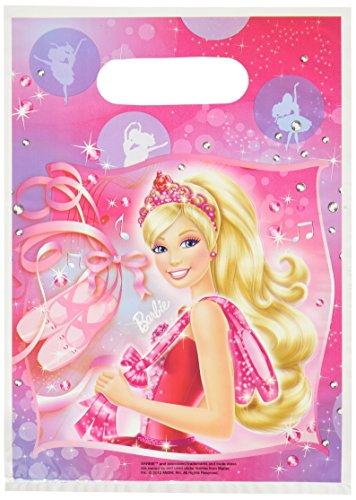Taschen (6-teilig, Barbie Pink) (T Dress Up Kostüme)