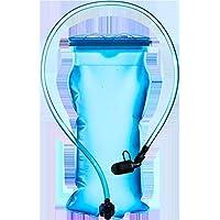 Lovelysunshiny Bolsa para Beber al Aire Libre Plegable portátil Deportes de Gran Capacidad Que montan Bolsa de Agua