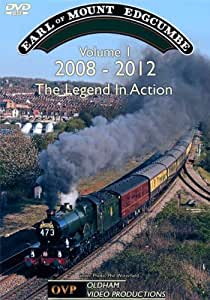 5043 Earl of Mount Edgcumbe - The Legend in Action: Volume 1 (2008-2012)