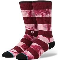 Stance Wells Socks - Maroon Medium