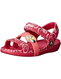 crocs Girl's Keeley Frozen Fever Fashion Sandals