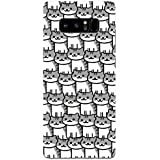 Samsung Note 8 Cases And Covers Cat House So Cute For Cat Lovers Designer Printed Hard Shell Case