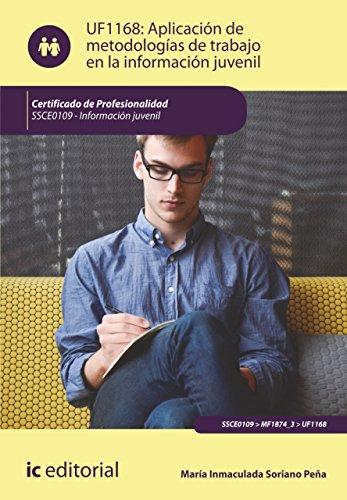 Aplicación de metodologías de trabajo en la información juvenil. SSCE0109 por Maria Inmaculada Soriano Peña