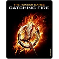 Hunger Games: Catching Fire - Limited Edition Triple Play Steelbook