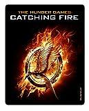 The Hunger Games : Catching Fire - Triple Play Steelbook [Edizione: Regno Unito] [Blu-ray] [Import italien]