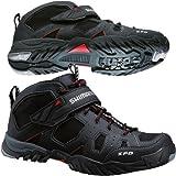 Shimano MTB Schuhe SH-MT53 Schuhe men schwarz (Größe: 39)