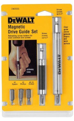 Dewalt dw2095magnetisch Drive Guide Set -