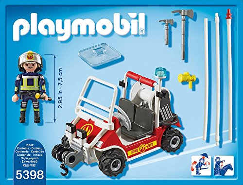 PLAYMOBIL 5398 – Feuerwehrkart - 3