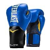 Guantes de entrenamiento Pro Style Elite de Everlast:Serie 2500., Unisex, color azul, tamaño 414 ml