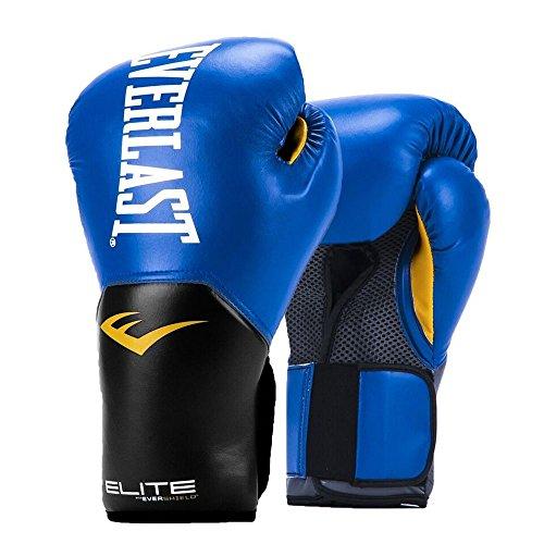 Pro-mesh-boxer (Everlast, Pro Style Elite Training Glove: 2500 Series, Farbe: Blue, Größe: 10)