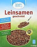 Schapfen Mühle Leinsamen, 11er Pack (11 x 200 g)